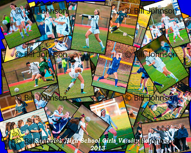 Sandwich G V Soccer Collages 2013
