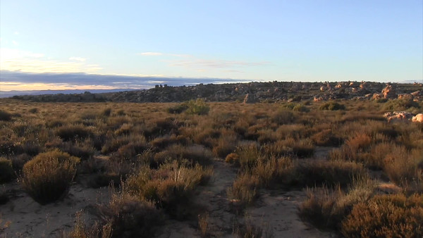 Kagga Kamma Nature Reserve, Ceres, Western Cape, SouthAfrica - June 2015