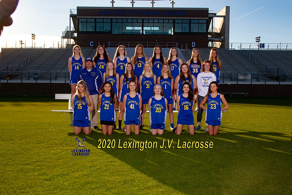 2020 JV Girls LAX