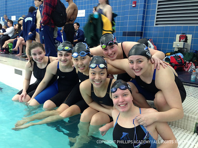 GV Swimming at New Englands