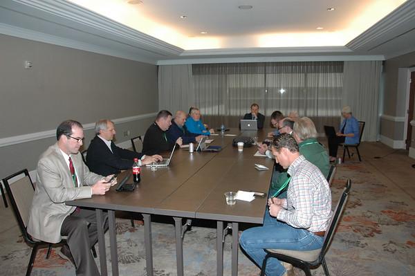 Tuesday Committee Meetings