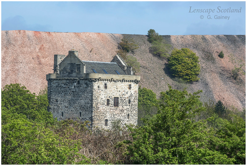 Niddry Castle near Winchburgh