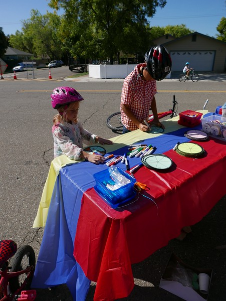 Family Bicycling Day 2016-Sequoia Middle School