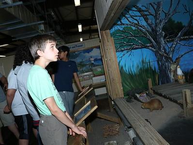 Wetland Center Visit