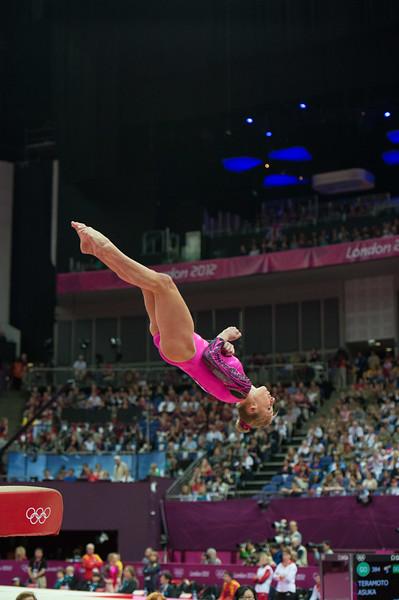 __02.08.2012_London Olympics_Photographer: Christian Valtanen_London_Olympics__02.08.2012__ND43403_final, gymnastics, women_Photo-ChristianValtanen