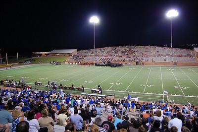 9-6-08 Katy Taylor Football Game