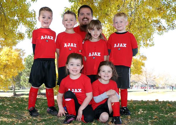 Pre K/K Ajax