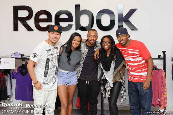 Reebok Grammy Gifting Suite 01.25.14