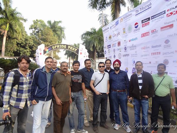 The Reunion @ IIT KGP