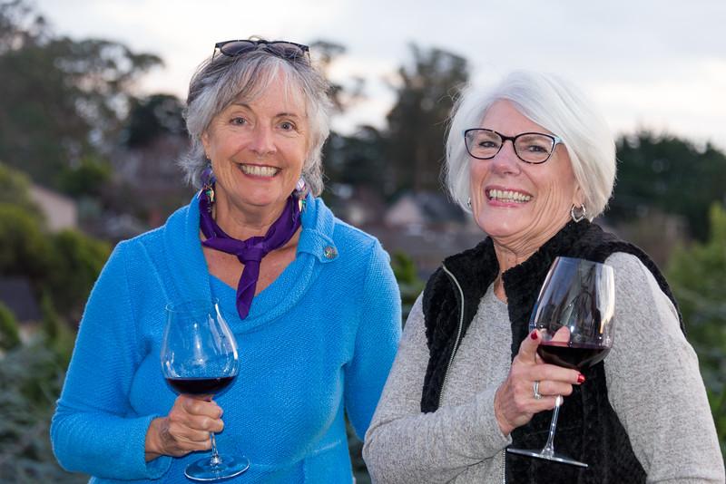 Brenda and Lorrie