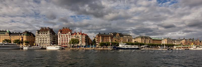 Norrmalm District, Stockholm
