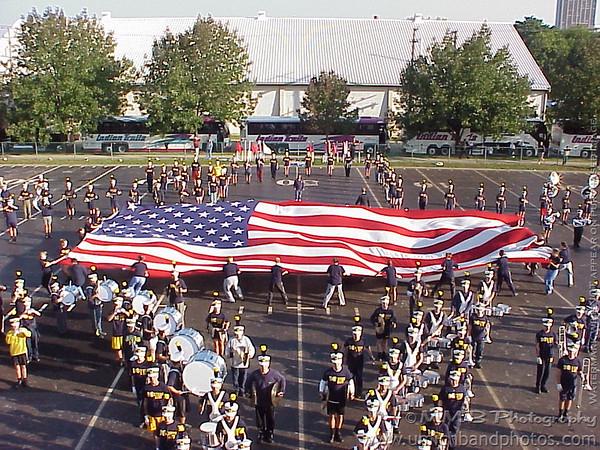 Western Michigan Field Level Photos