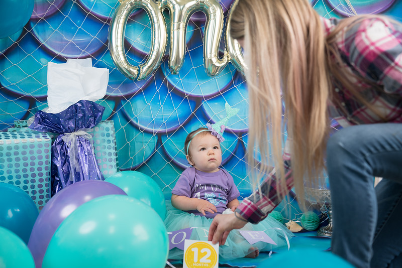 Loralie's 1st Birthday
