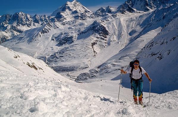 1996 Monts Telliers, Switzerland