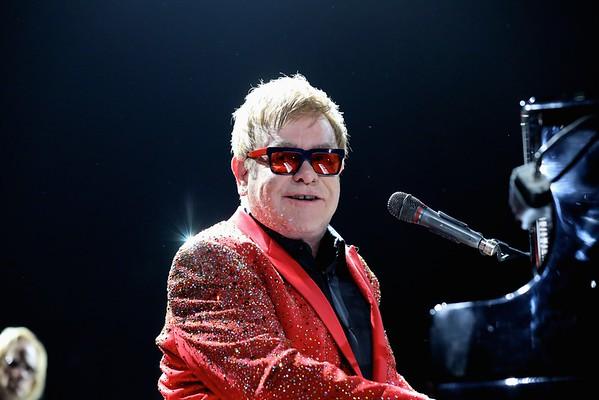 Elton John at US Bank Arena