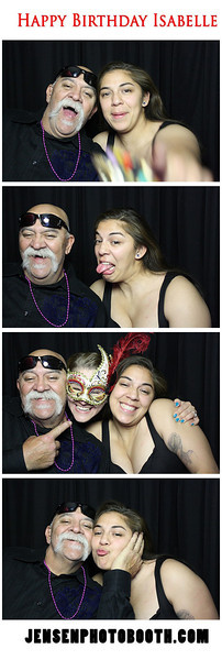 Isabell's Sweet 16