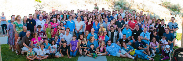 Russian 20th Year Mission Reunion