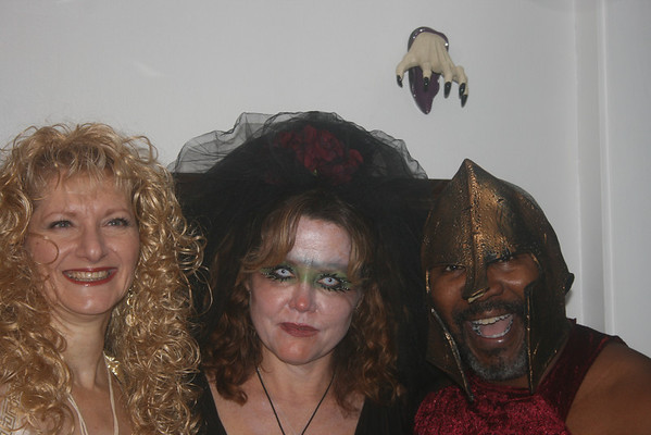 20091024 Shari Schabowski's Haunted House Party