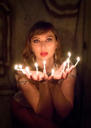 Candlelight with Umka Pele