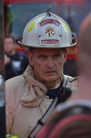 Bergenfield, NJ Ex-Chief Edward J. Kneisler II (Ned)