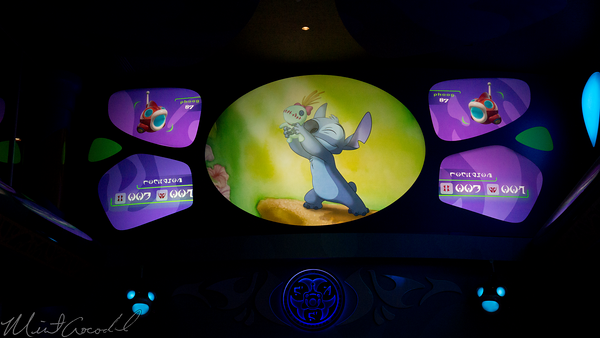 Disneyland Resort, Tokyo Disneyland, Tomorrowland, Stitch, Stitch Encounter