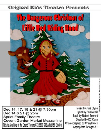 Fall 2002 - The Dangerous Christmas of Little Red Riding Hood