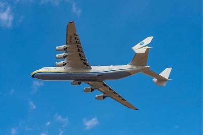 Antonov An-225 Mriya, internal LOAD Only
