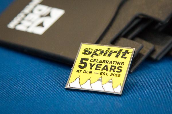 5-3-17 Spirit Airlines 5 Year Anniversary at DEN