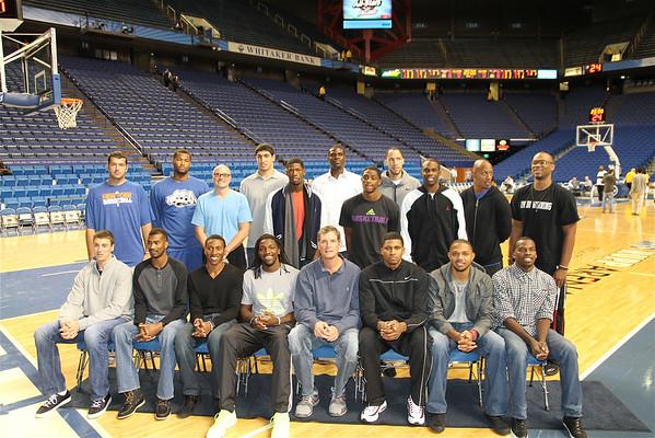Big Blue All-Stars Meet and Greet