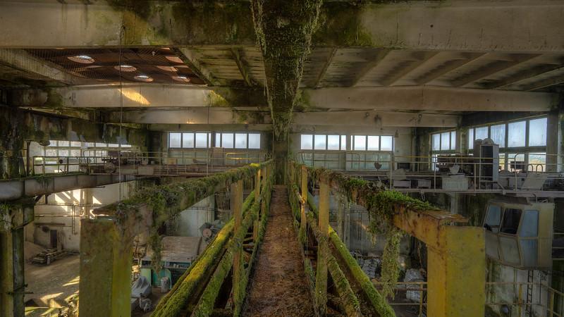 Urbex - Moss Mine (CZ)