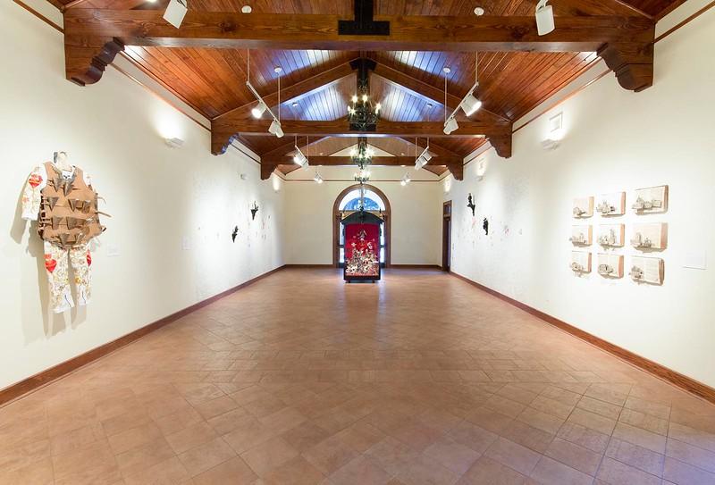 Edgar Endress, Finding Baroque, Installation View