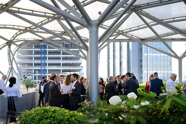 Accuracy Summer Drinks Reception