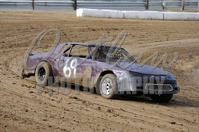 Coos Bay Speedway - July 18, 2009 - Dirt Oval