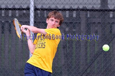 2011 Boys Tennis / Willard