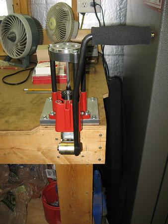 Lee 4-Hole Turret Reloading Press
