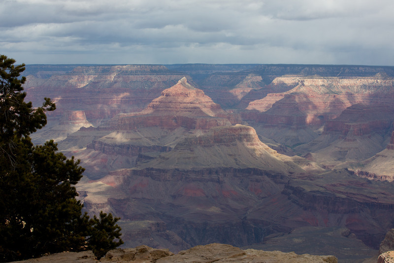 14 04 02 Grand Canyon - Cameron - Mon. Valley