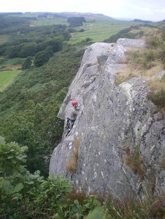 Clifton Crag (10 Aug 2013)