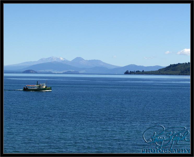 Lake Taupo Ferry