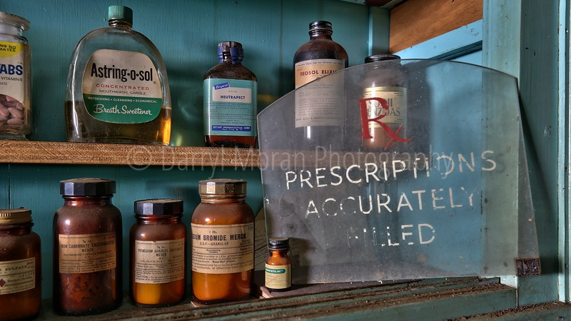 Abandoned Old Drug Store NY (59)