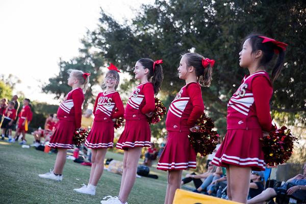 MVCS Elementary Football & Cheer