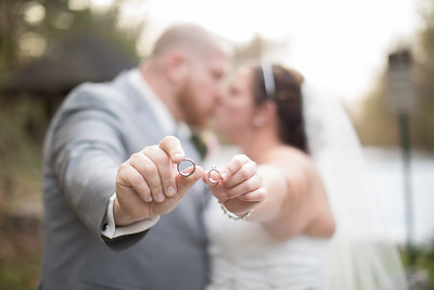 Jenna + Dave Wedding