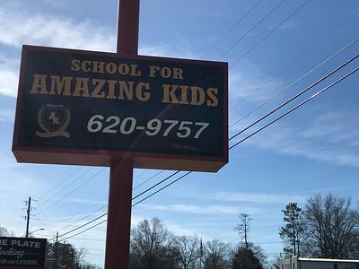 Flag Replacement Amazing Kids School 2/3/2020
