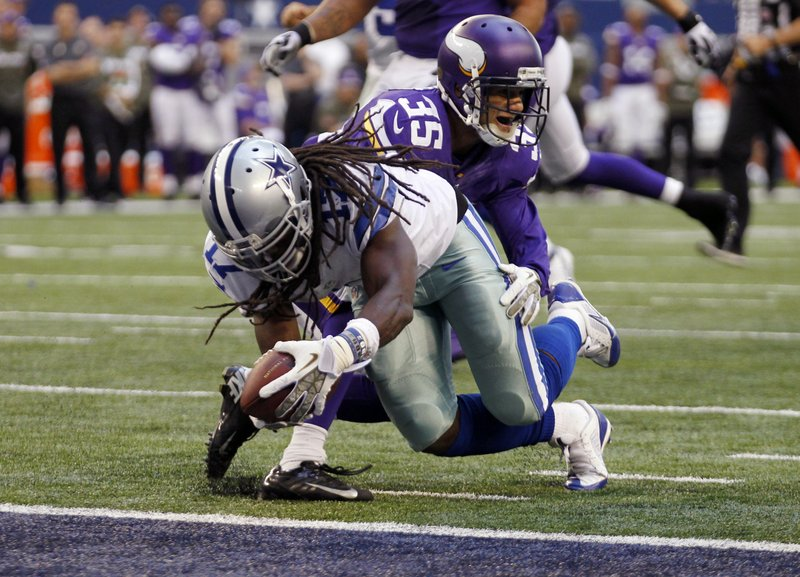 ". <p>1. MINNESOTA VIKINGS <p>Came THIS close to blowing their chance at No. 1 draft pick. (unranked) <p><b><a href=\'http://www.twincities.com/sports/ci_24446417/cowboys-27-vikings-23-dallas-rally-ruins-dreams\' target=""_blank\""> HUH?</a></b> <p>   (AP Photo/Tim Sharp)  <p>OTHERS RECEIVING VOTES <p> Miami Dolphins, Justin Blackmon, Andrew Wiggins, Alex Rodriguez, Love Canal, Derek Jeter, Geno Atkins, John Fox, Juan Martin Del Potro, Albert Haynesworth, Caroline Biden, Rand Paul, Julius Erving, Barack Obama, Wilf brothers, Brandel Chamblee, Semyon Varlamov, Jonathan Martin, Ted Cruz�s father, University of Minnesota�s �ugly� campus, Allen Iverson, Pascal Dupuis� tooth, Carl Pelini, Kathleen Sebelius, Chris Brown, Daniel Snyder, NSA. <p> <br><p> Kevin Cusick talks fantasy football, and whatever else comes up, with Bob Sansevere and �The Superstar� Mike Morris on Thursdays on Sports Radio 105 The Ticket. Follow him at <a href=\'http://twitter.com/theloopnow\'>twitter.com/theloopnow</a>."