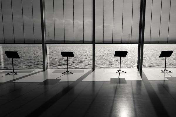Quiet Music Stands