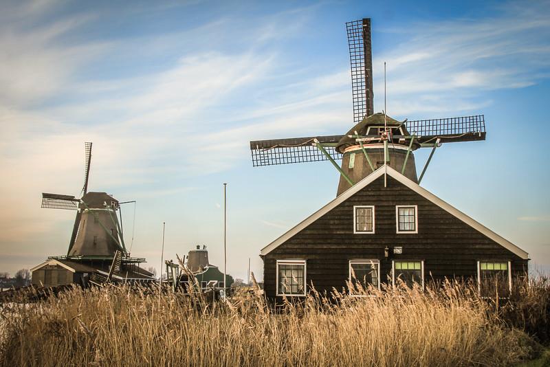 Windmills in Dutch Culture