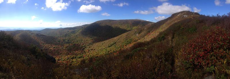 Art Loeb Trail -- 5,920'