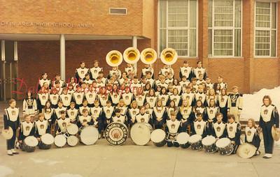 Shamokin High School Band