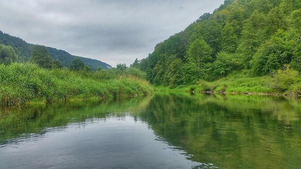 Young Danube River Road Trip