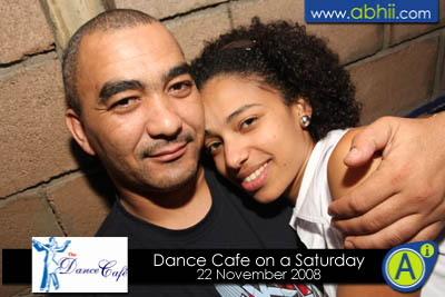 Dance Cafe - 22nd November 2008