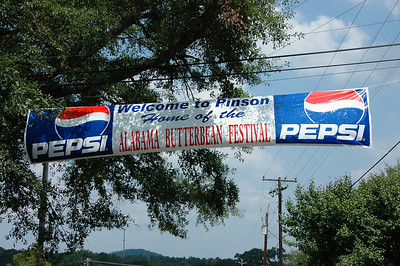 2006 First Annual Alabama Butterbean Festival